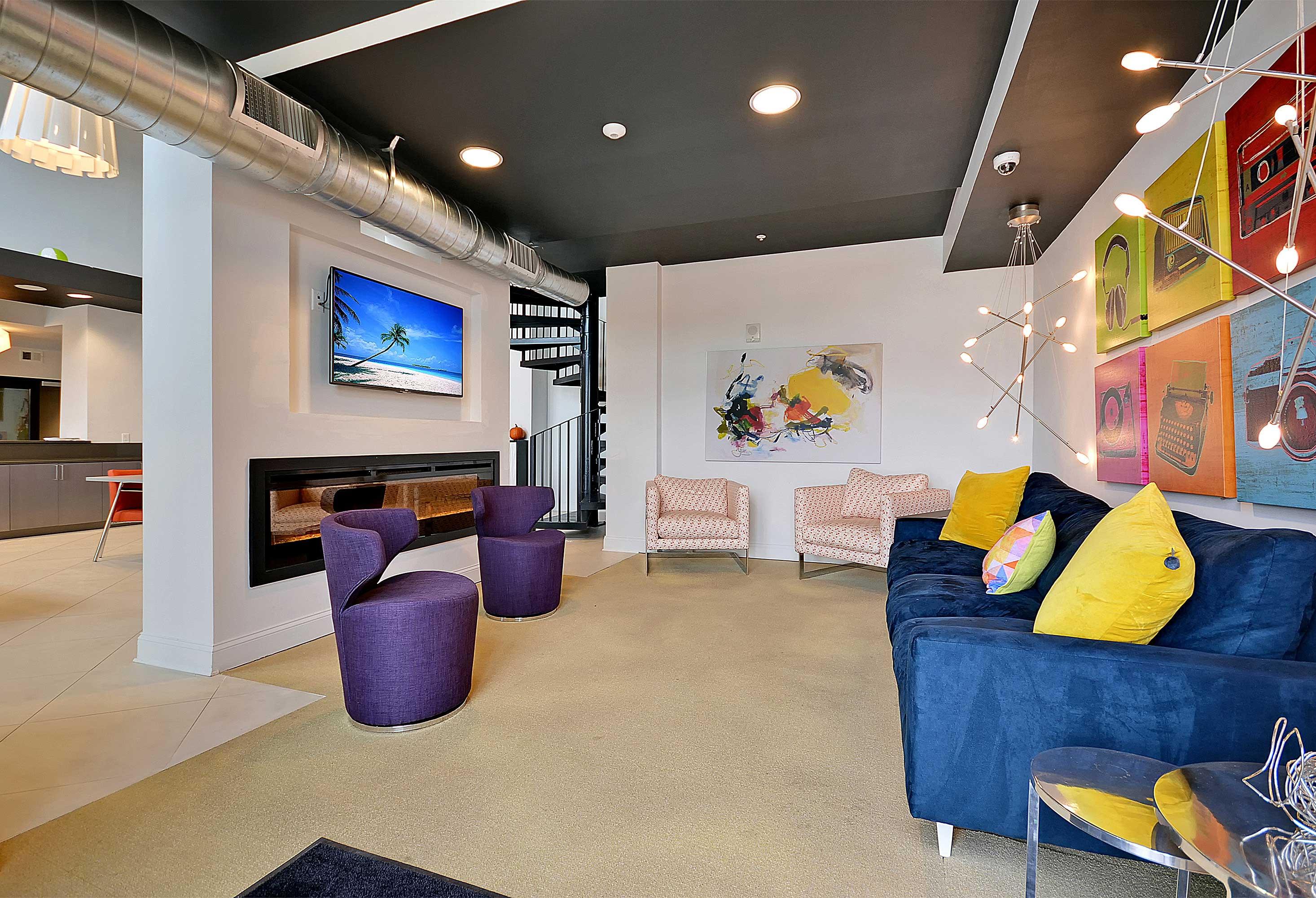 930 nomo axiom architecture for Art institute interior design reviews