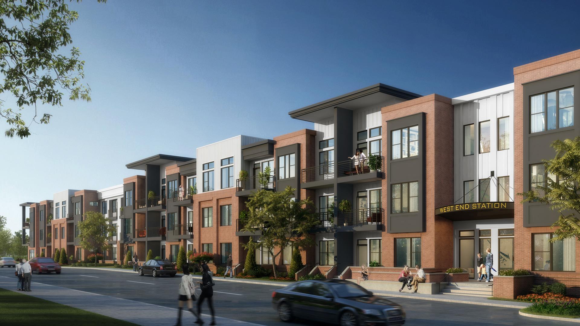 Lofts Downtown Greensboro Nc